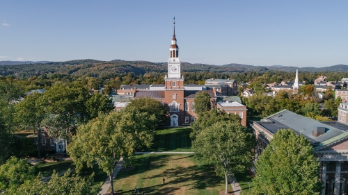 Baker library drone